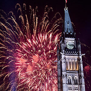 ■ CONGÉ FÉRIÉ - Fête du Canada @ Charme & Sortilege   Montréal   Québec   Canada