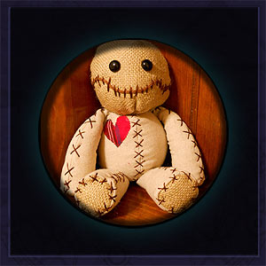 Poupées Dagydes Bienfaisantes • Voodoo Dolls