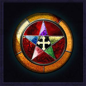 Pentagrammes • Pentagrams
